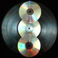 """Music (CD's, Vinyl, LP' ,7"""")"""